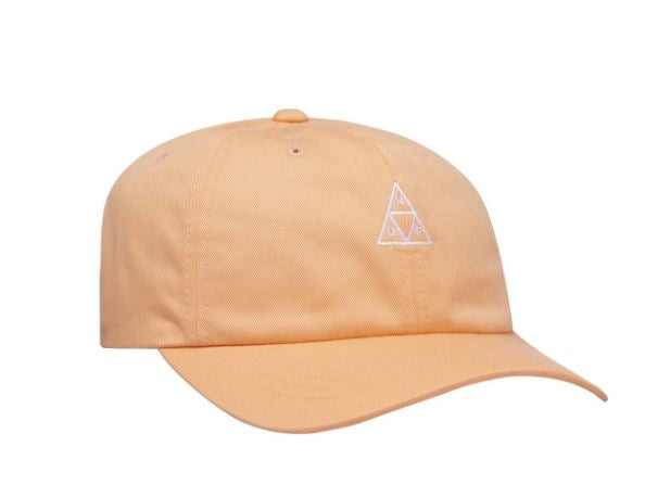 HUF <p> Essentials Triple Triangle Curved Visor Hat <p>Canyon Sunset