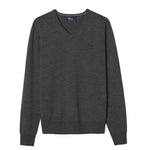 Fred Perry Classic V-Neck Jumper<p>Graphite Marl