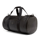 Fred Perry Saffiano Barel Bag<p>Black