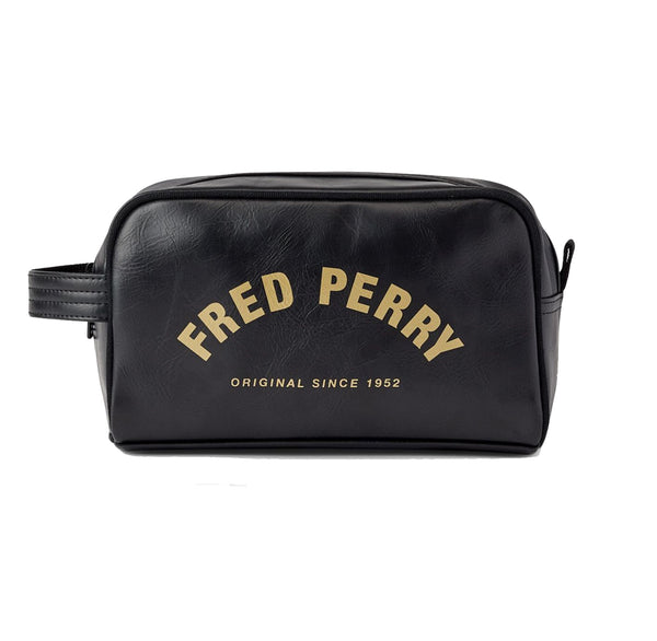 Fred Perry  Branded Wash Bag