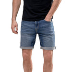 Levi's 502 Regular Taper Fit Hemmed Shorts<p>Bob