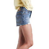 Levi's 501 Shorts<p>Back to your Heart