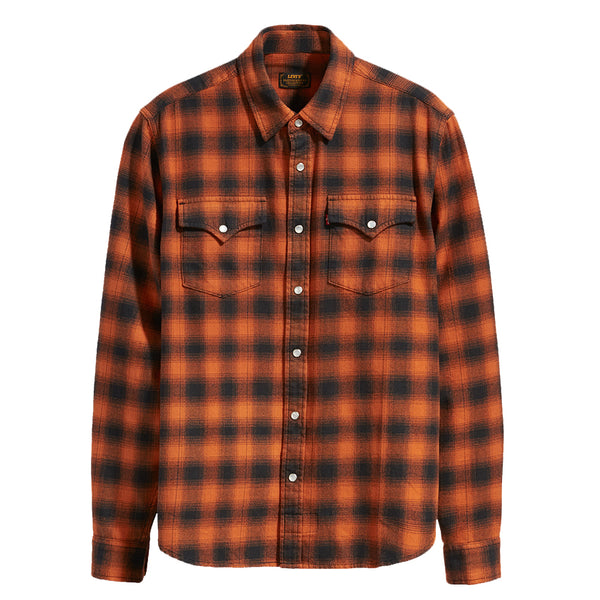 Levi's Skateboarding Western Shirt<p>Bombay Brown