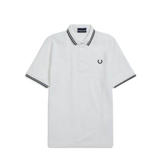 Fred Perry Made in Japan<p>White/Black