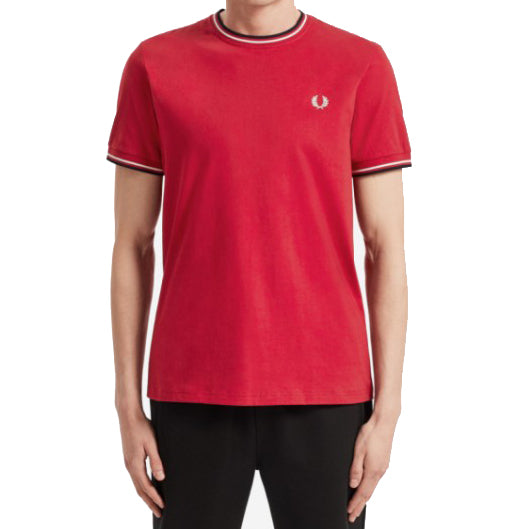 Fred Perry Twin Tipped T-shirt <p>Siren