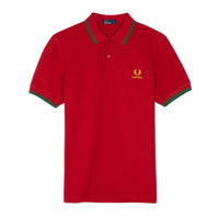 Fred Perry PORTUGAL Country Shirt<p>Blood