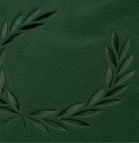 Fred Perry Embroidered Crew Neck Fleece<p>Tartan Green