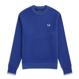 Fred Perry Crewneck Sweatshirt<p>Nautical