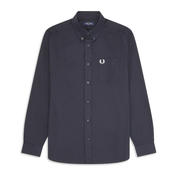 Fred Perry Oxford Shirt<p>Navy