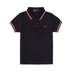 My First Fred Perry Shirt<p>Navy