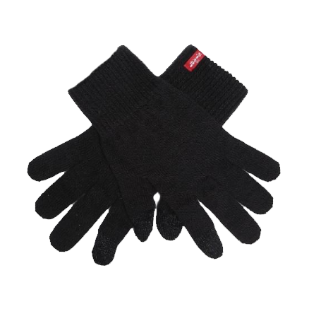 Levi's Ben Touch Screen Gloves<p>Navy Blue