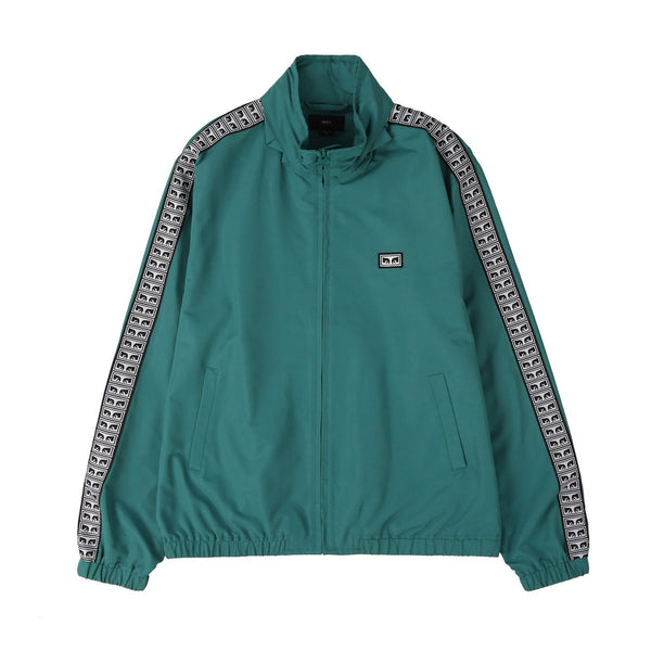 OBEY Eyes Track Jacket<p>Dusty Teal
