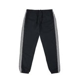 OBEY Eyes Track Pant<p>Black
