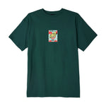 OBEY Mark of Obey Tee <p>Forest Green