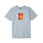 Obey Tee Pole 30 Years <p>Heather Grey