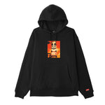Obey Pole 30 Years Hoodie <p>Black