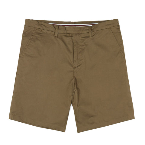 Fred Perry Twill Shorts <p>Willow Green