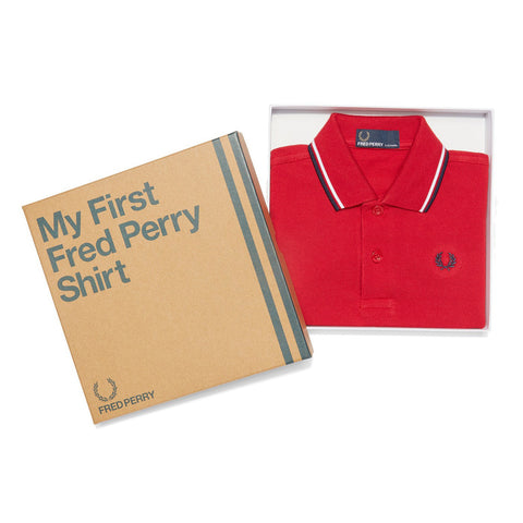 My First Fred Perry Shirt<p>Blood