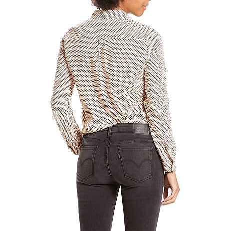 Levi's Classic One Pocket Shirt<p>Orchid Oatmeal