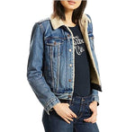 Levi's Original Sherpa Trucker Jacket<p>Addicted To Love