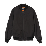 Stussy Glen Bomber Jacket<p>Black