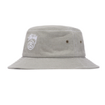 Stussy Washed Stock Bucket Hat<p>Green