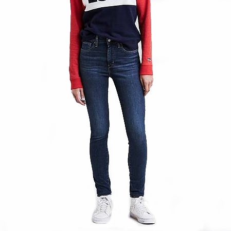 Levi's 721 High Rise Skinny Jeans<p>Game On