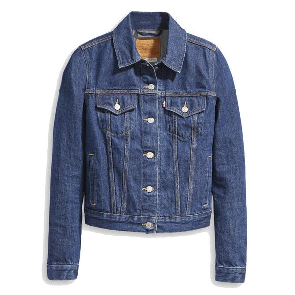 Levi's® Original Trucker Jacket<p>Clean Dark Authentic