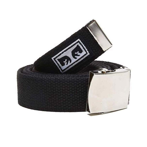Obey Big Boy Belt <p>Black