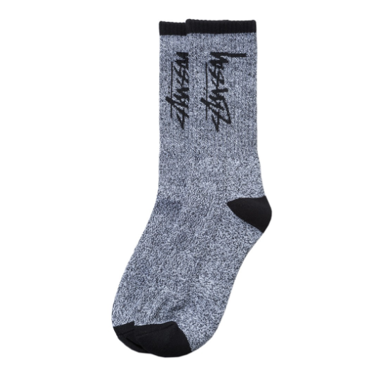 Stussy Stock Premium Socks<p>Black/White