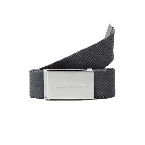 Dickies Brookston Belt <p> Charcoal Grey