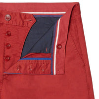 Fred Perry Classic Twill Shorts<p>Postbox Red