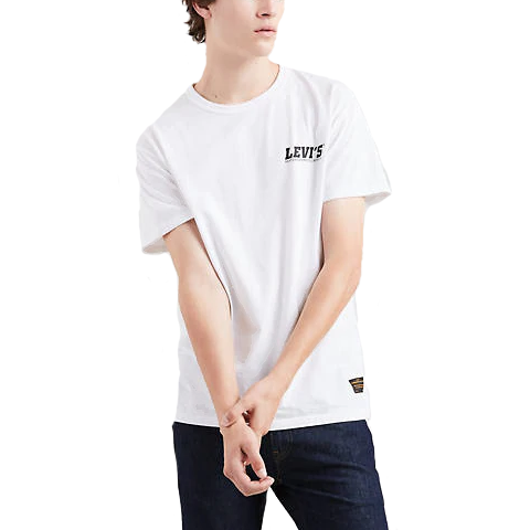 Levi's Skateboarding Collection Tee<p>White