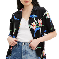 Levi's Jamie Shirt <p>Tropical Black