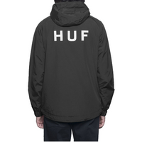 HUF Standard Shell Jacket<p>Black