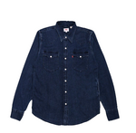 Levi's® Barstow Shirt <p>Blue Red Cast Rinse Blue