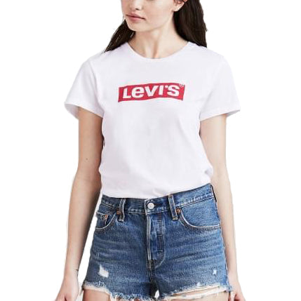 Levi's The Perfect Tee<p>New Box Tab