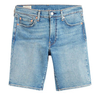 Levi's® 511™ Slim Fit Short<p>Stonewash Blue