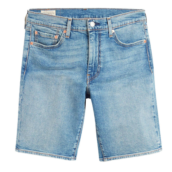 Levi's 511 Slim Fit Short<p>Stonewash Blue
