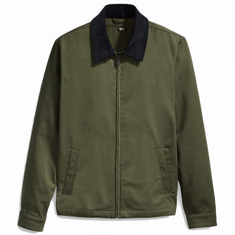 Levi's Skate Mechanic Jacket<p>Olive