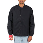 Levi's Skate Pile Jacket<p>Black Canvas