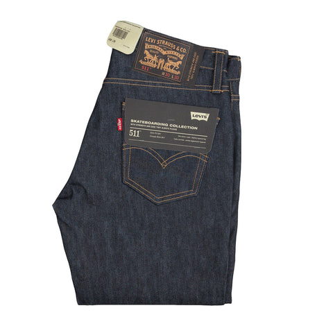Levi's Skateboarding Collection 511 <p>Rigid Indigo