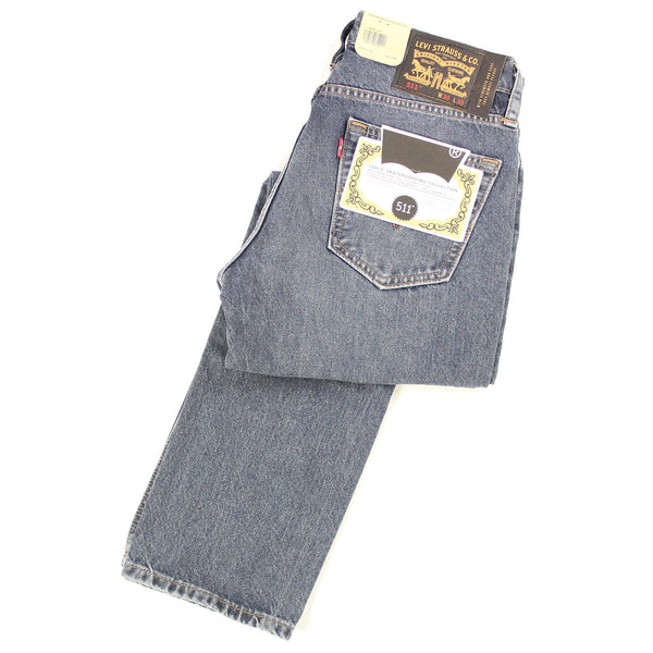 Levi's Skateboarding Collection 511 Slim Pocket<p>Dark Indigo/Bush