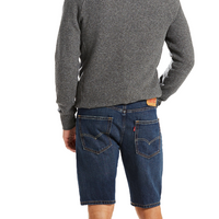 Levi's 502 Regular Taper Fit Hemmed Shorts<p>On the Roof