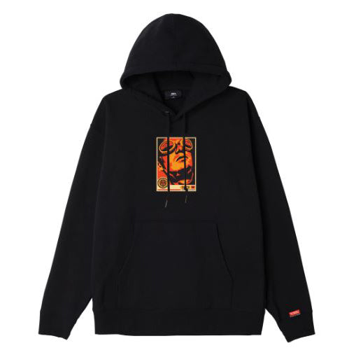 Obey Goggles 30 Years Box Fit Hood <p>Black