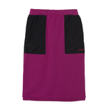 Stüssy Simone Contrast Pocket Skirt - Berry