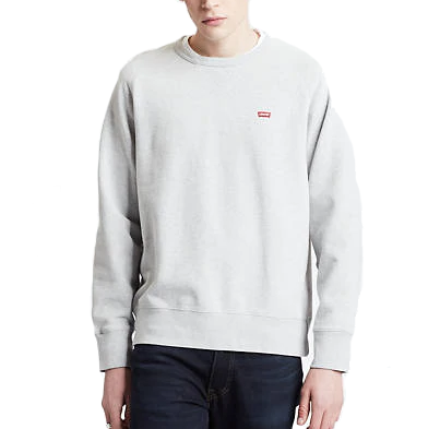 Levi's Housemark Sweatshirt<p>Grey