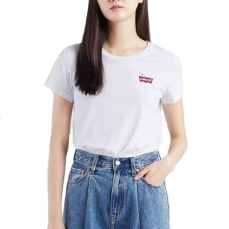 The Perfect Graphic Tee<p>Levi's X Peanuts