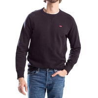 Levi's Housemark Sweatshirt<p>Black