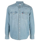 Levi's Barstow Shirt <p>Washed Chambray